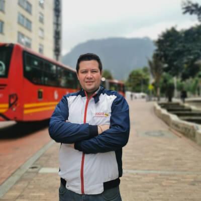 Andrés Alvarez- Bogotapass