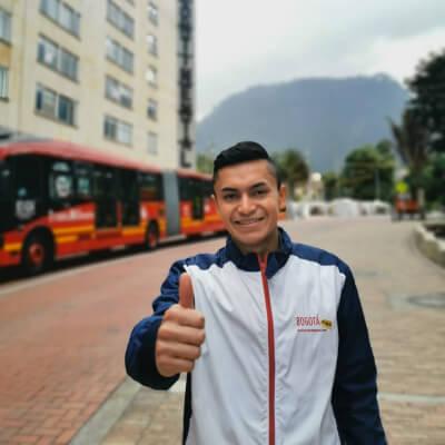 David López - Bogotapass