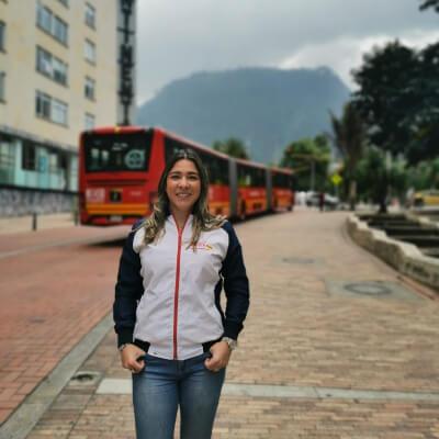 Deissy Cardona-Bogotapass