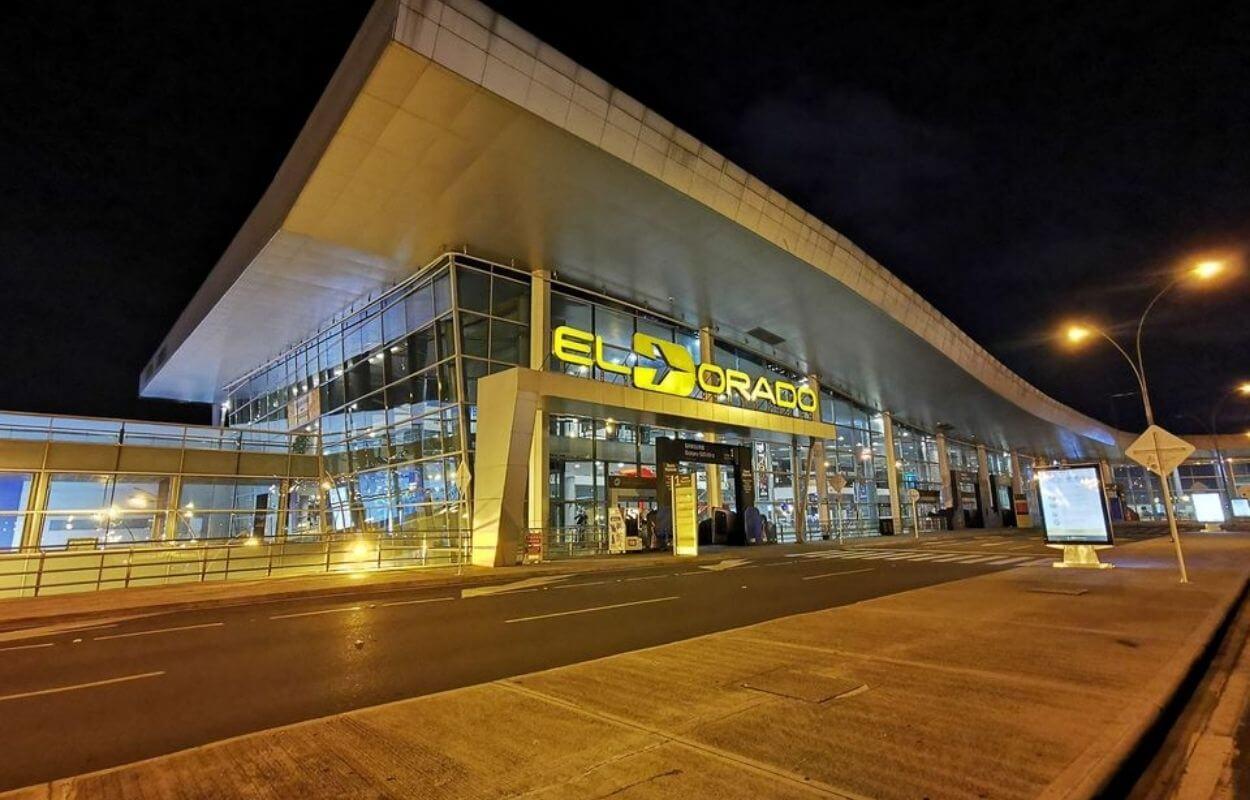 Transfer airport - hotel bogotapass img 01