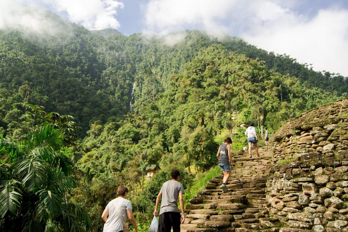 Trekking Lost City Colombia Tour img 7